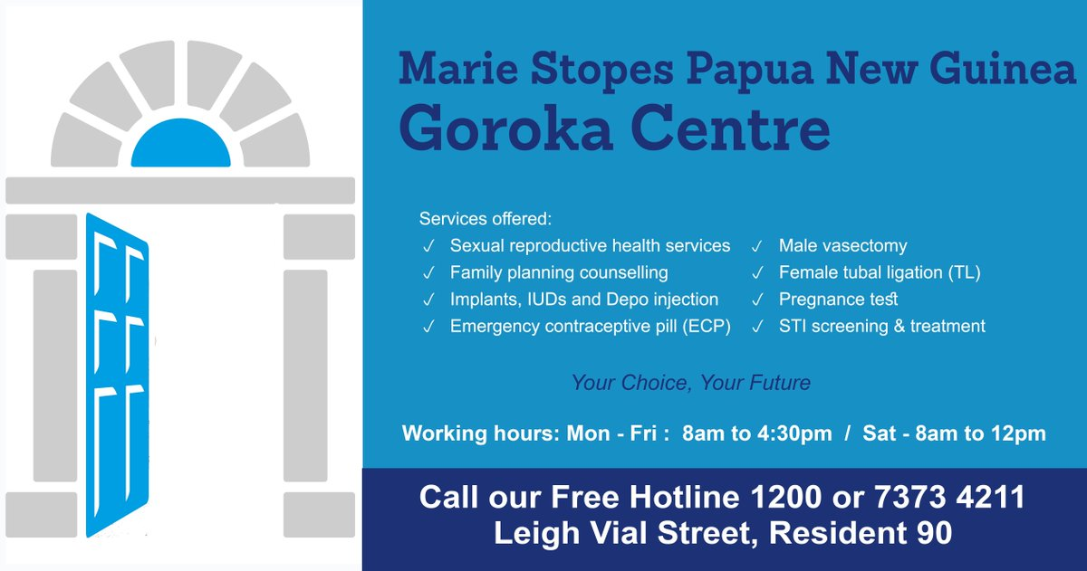 Marie Stopes PNG on Twitter: