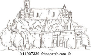 Marienburg Clip Art Royalty Free. 2 marienburg clipart vector EPS.