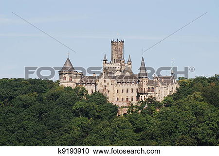 Stock Photography of Marienburg k9193910.