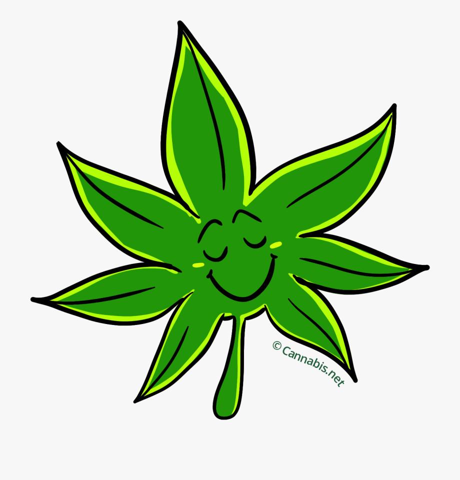 Marijuana Clipart Tropical Plant #1627155.
