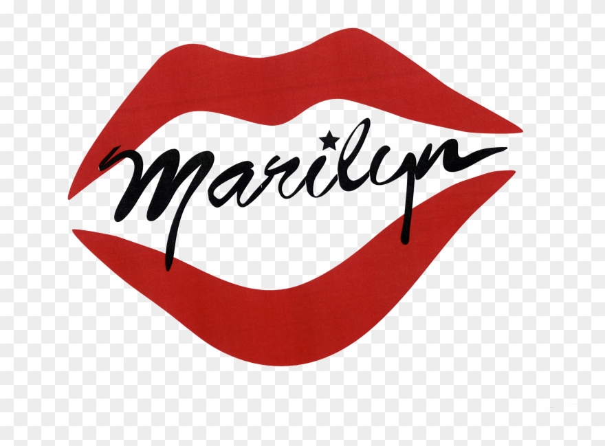 All Sizes Marilyn Monroe Logo.