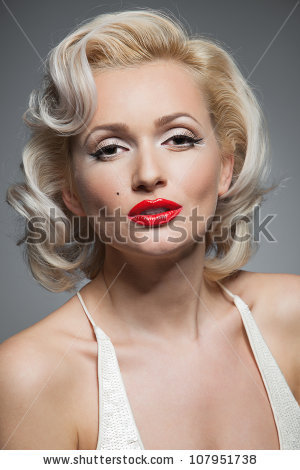 Marilyn Monroe Stock Images, Royalty.
