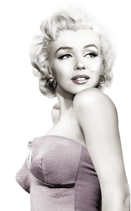 Marilyn Monroe PNG Transparent Marilyn Monroe.PNG Images.