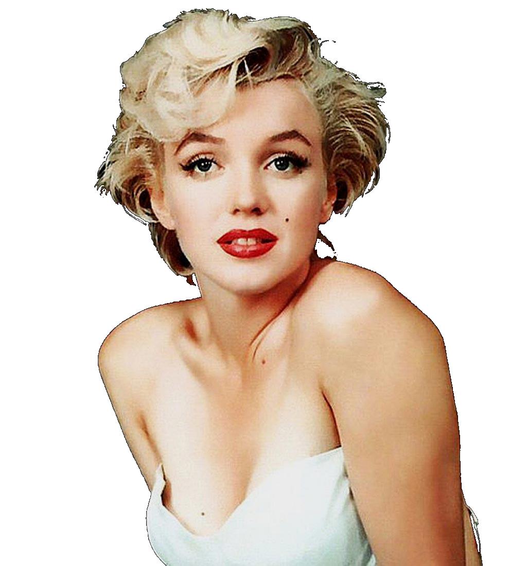 Marilyn Monroe PNG Image.