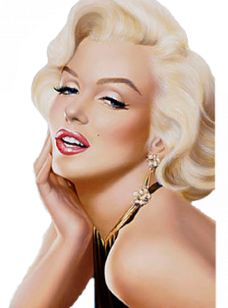 Download Free png Marilyn Monroe PNG, Download PNG image.