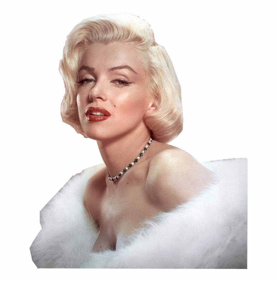 Marilyn Monroe Png.