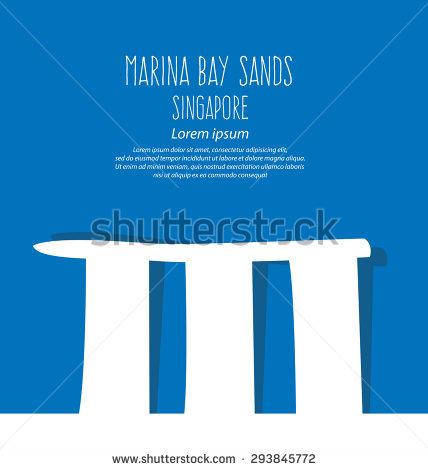 Marina Bay Sands Singapore Stock Vectors, Images & Vector Art.