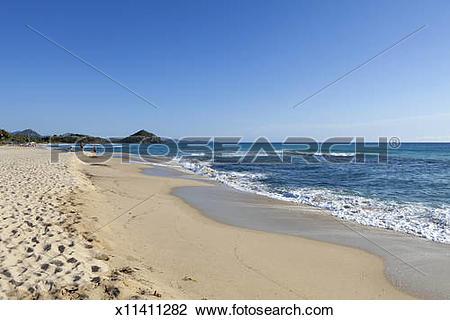 Stock Photo of Calle della Marina beach x11411282.