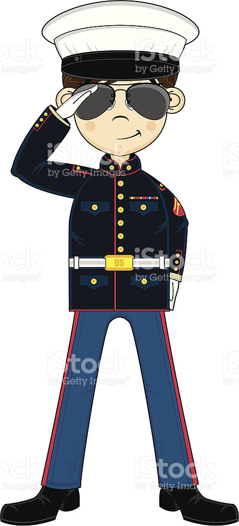 Us marines hd clipart.