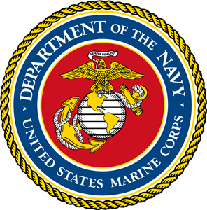 United States Marine Corps Logo Vector (.EPS) Free Download.