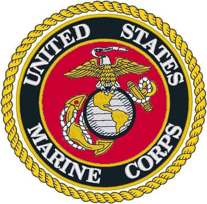 Marine clipart military emblem.