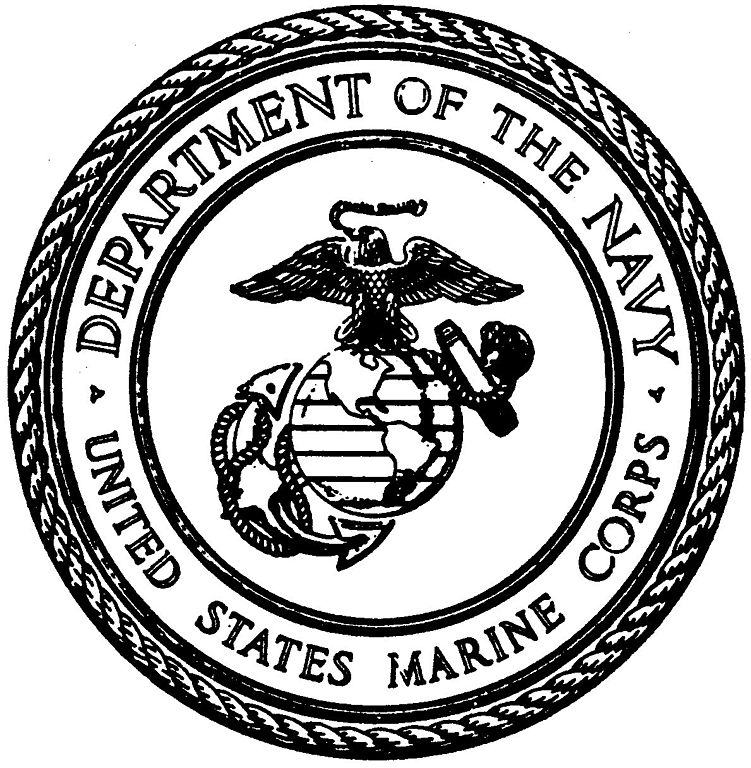 Marine Corps Emblem Drawing at PaintingValley.com.