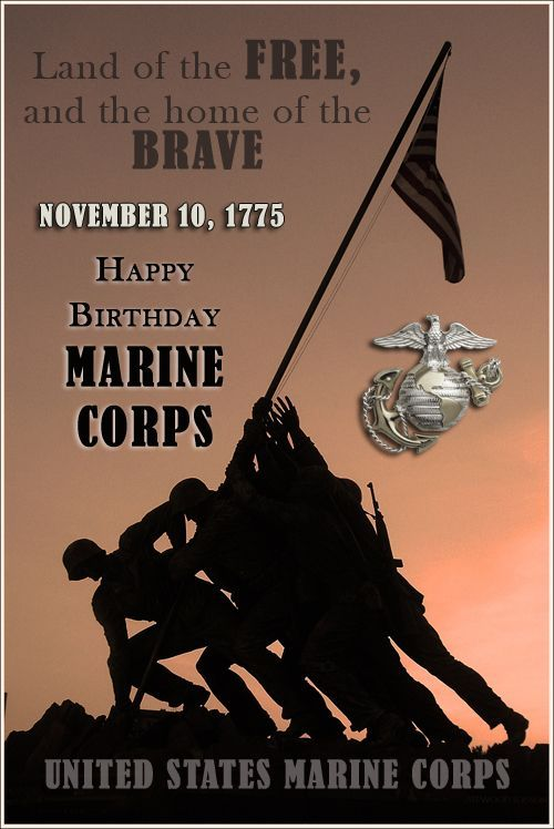28+ Collection of Usmc Day Clipart.
