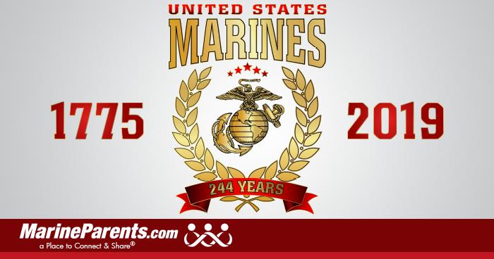 The Marine Corps Birthday and Birthday Ball from.