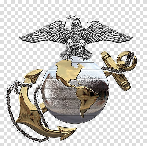 Eagle, Globe, and Anchor United States Marine Corps Army.
