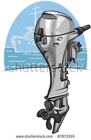 Boat Engine Stock Photos, Royalty.