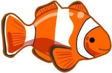Marine Fish Clip Art.