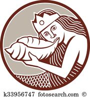 Marine gastropod molluscs Clipart and Illustration. 10 marine.