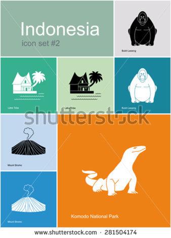 Komodo Vector Stock Photos, Royalty.
