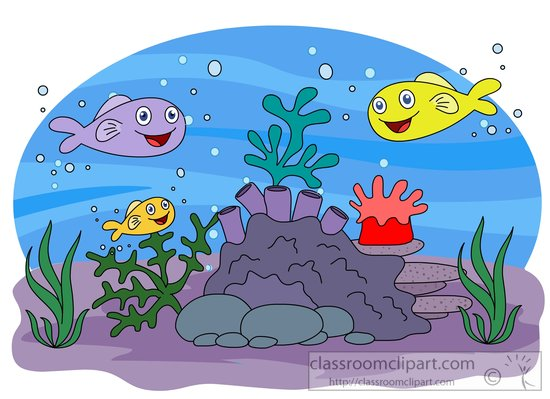 water animals clipart with names 20 free Cliparts ...
