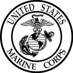Us marines logo clipart » Clipart Station.
