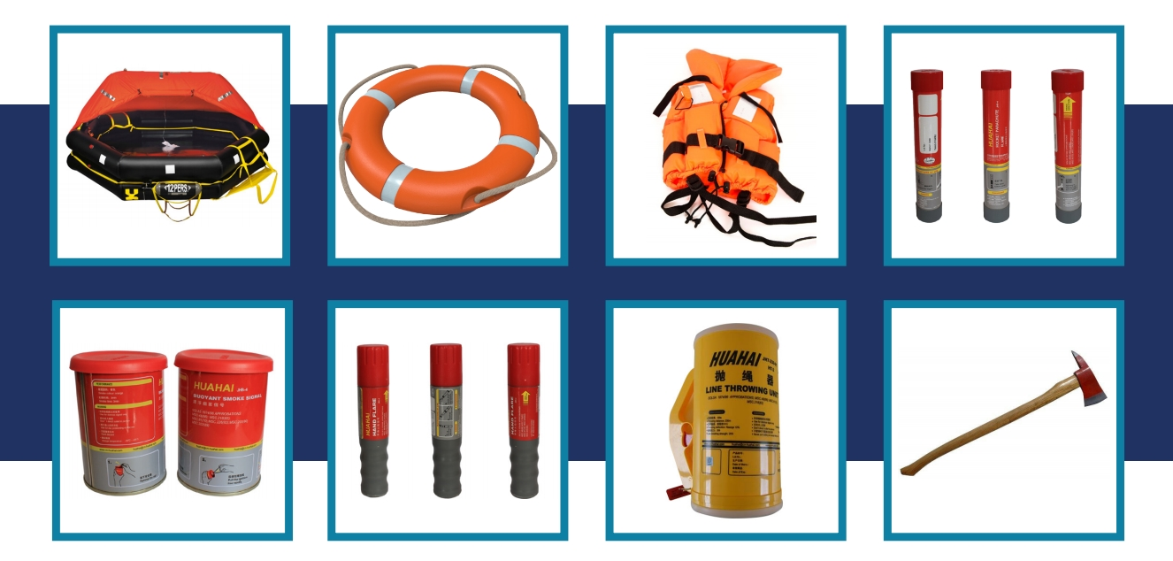 MARINE SAFETY EQUIPMENT.