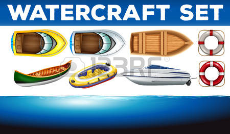 1,062 Marine Safety Equipment Stock Vector Illustration And.