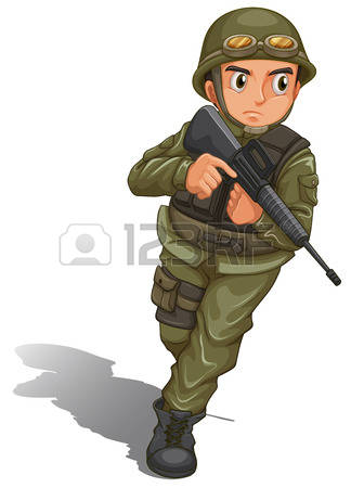 883 Marine Commando Stock Vector Illustration And Royalty Free.