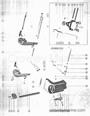 All Years Mark Outboard MARK 10, 10A, 15A, 28, 28A, 28AD [ALL.