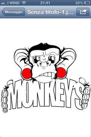 Monkey's Pub, Santa Marinella.
