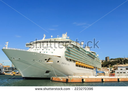 Royal Caribbean Cruise Lines Stock Photos, Royalty.