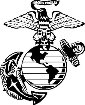 Us marines clipart free.