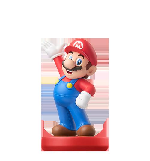 Mini Mario & Friends: amiibo Challenge amiibo Support.