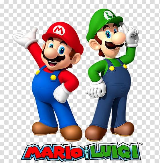 Mario and Luigi, Mario & Luigi: Superstar Saga Mario & Luigi.
