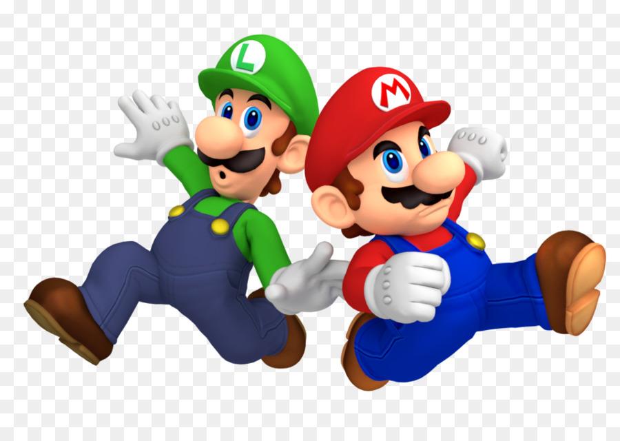 Download blender luigi clipart Mario & Luigi: Superstar Saga.