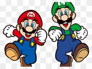 Luigi Clipart Cool Mario.