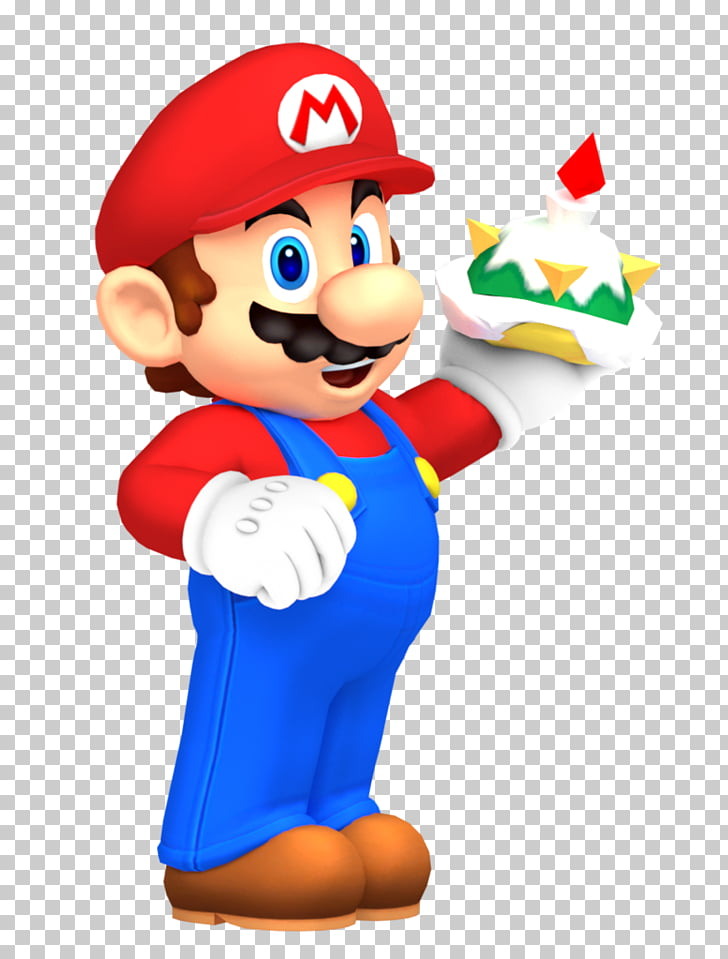 New Super Mario Bros. Wii Somari Luigi, mario Background PNG.