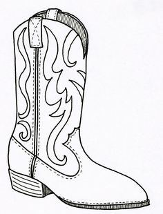 Cowboy boots, Cowboys and Clip art free on Pinterest.