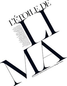 Vogue paris, French connection and Typography layout on Pinterest.