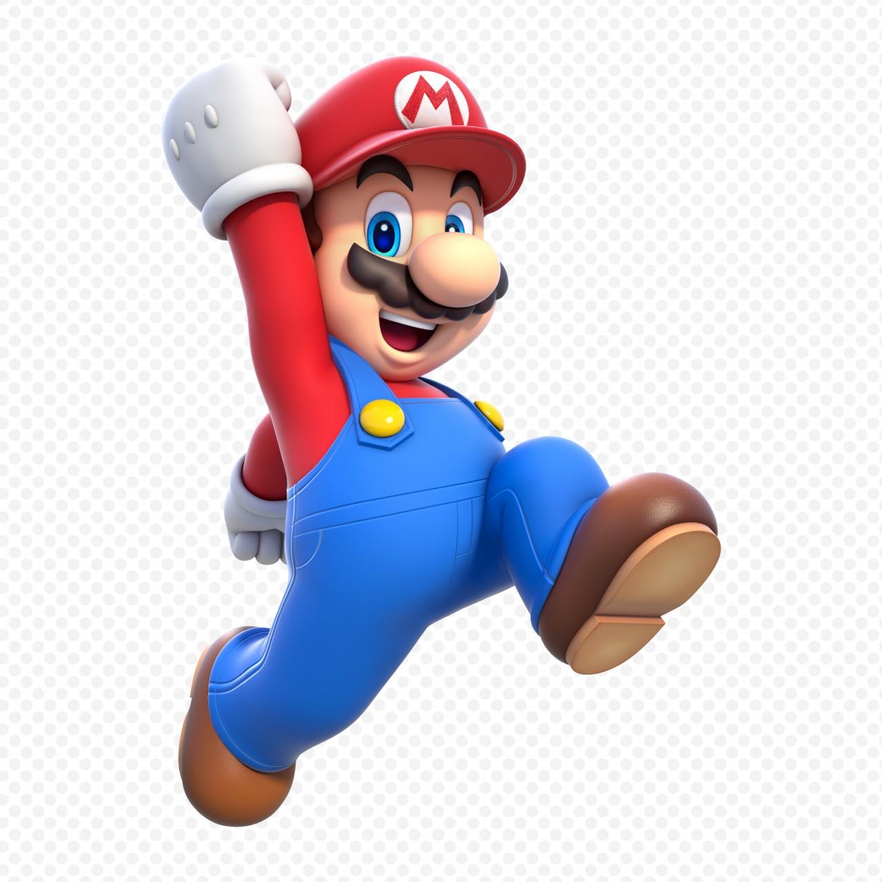 Free Mario Clip Art.