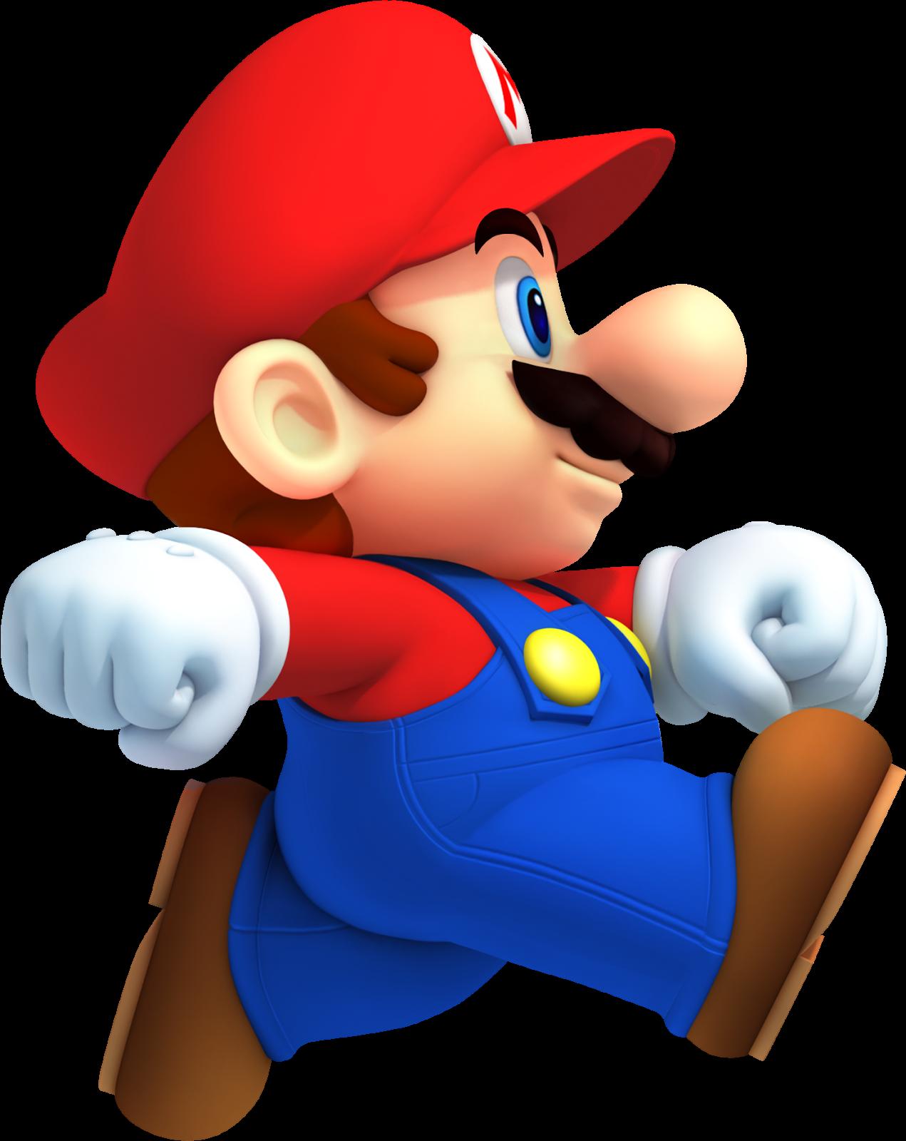 Super Maria PNG Images, Mario Clipart Free Download.