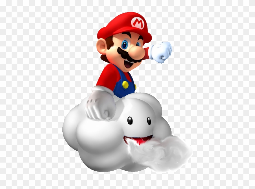 Clipart Clouds Super Mario.