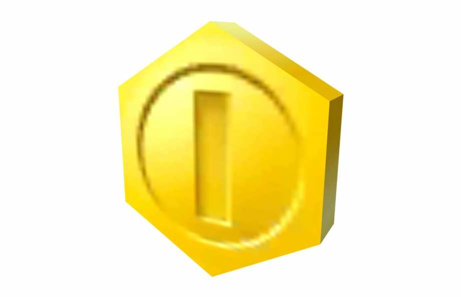 Mario Coin Png.