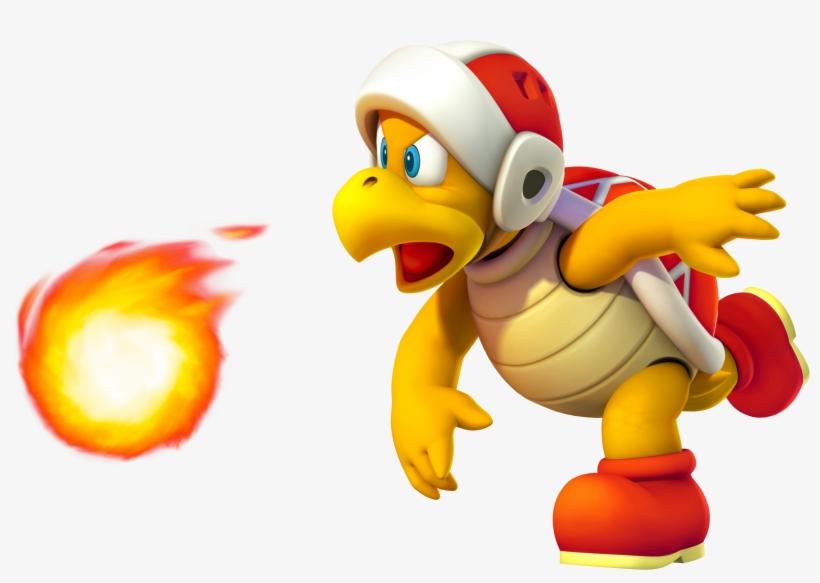 Mario Fireball Png.