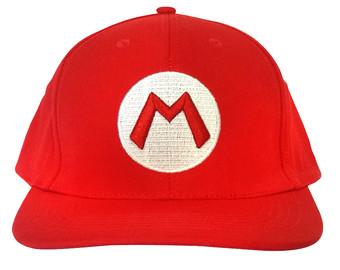 Mario hat.