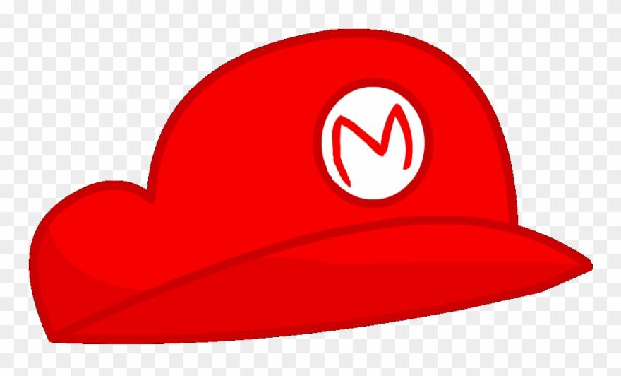 Transparent Mario Hat.