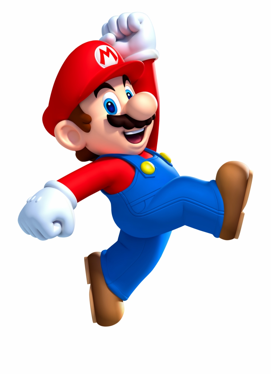 Mario Bros Clipart Two Brother.