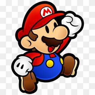 Free Mario Jumping PNG Images.