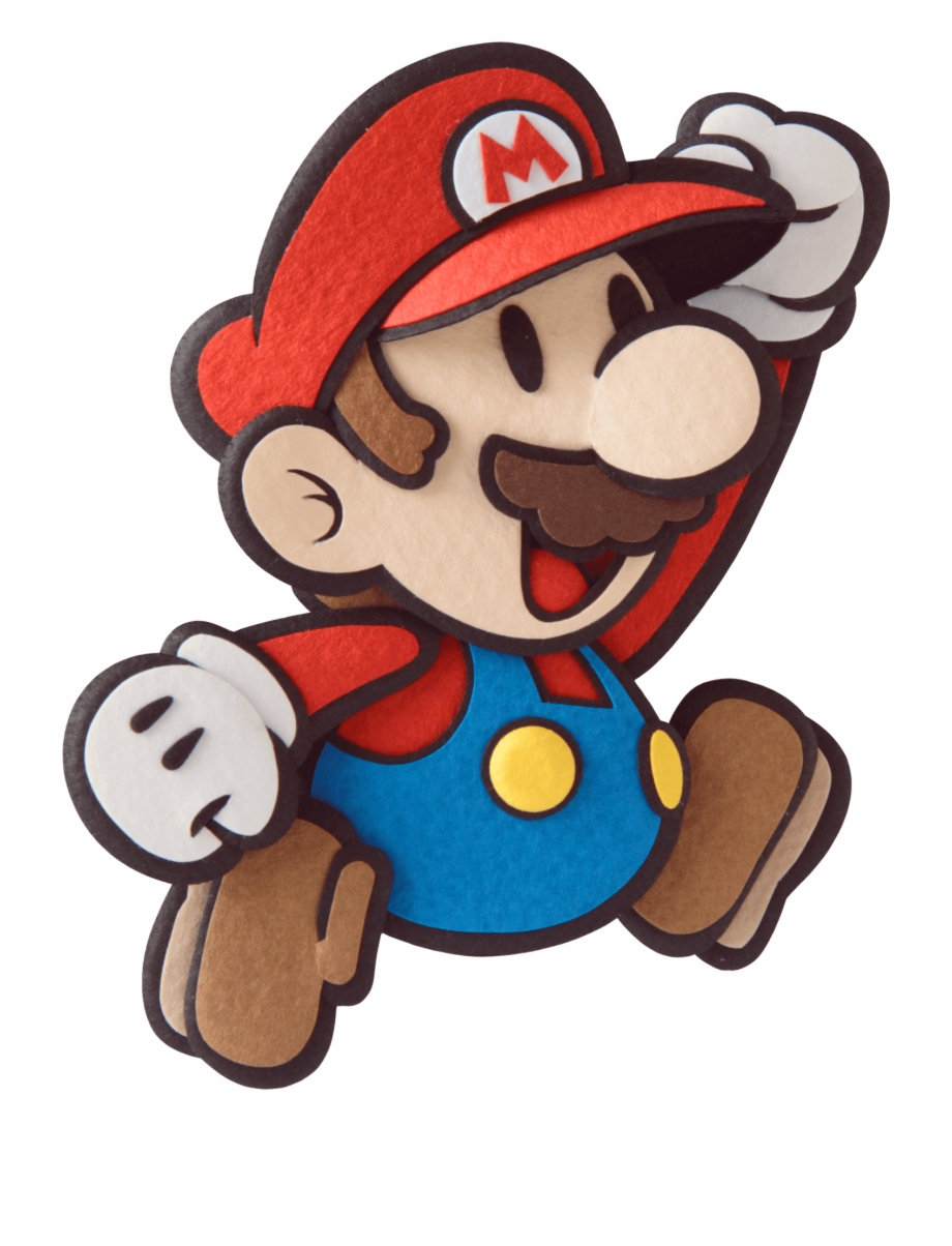 Mario Jumping Png Free PNG Images & Clipart Download #785638.