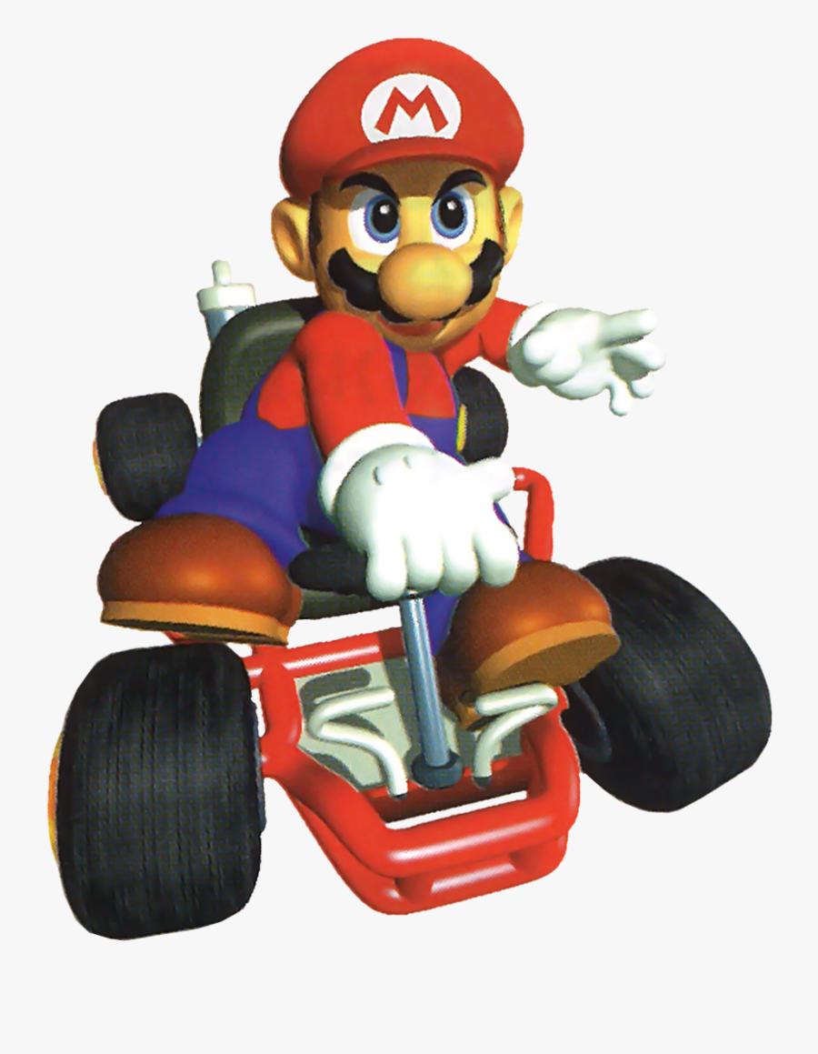 Mario Renders From Mario Kart.
